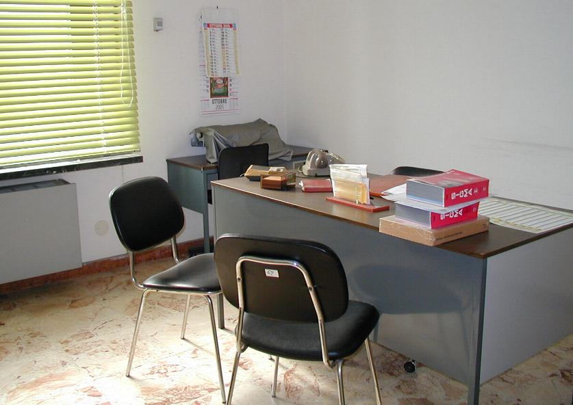 Office of the researcher